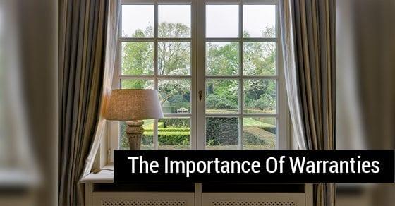 The-Importance-Of-Warranties
