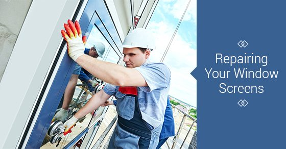 Repairing-Your-Window-Screens