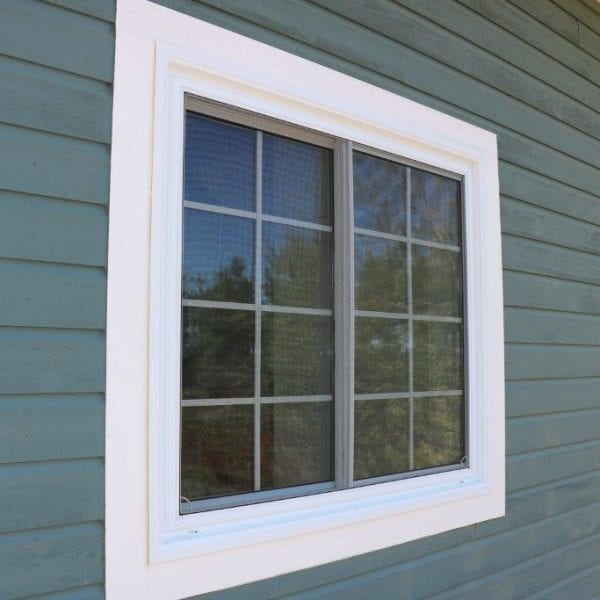 Double or Single Slider Tilt Vinyl Windows 2