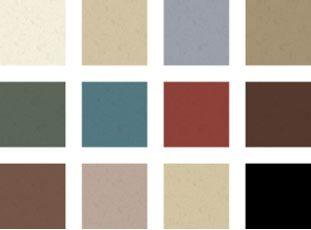 standard colour