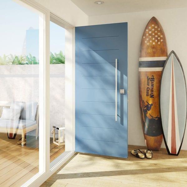 Designed Door