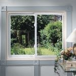 Double or Single Slider Tilt Vinyl Windows