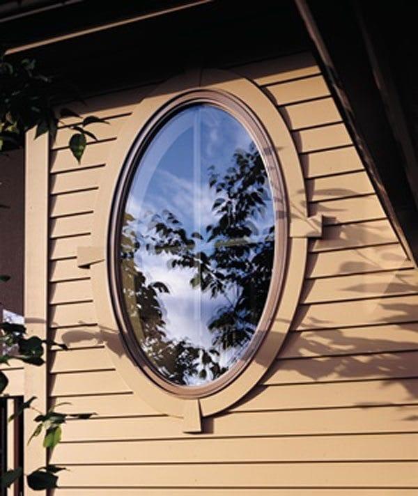 Specialty Shape Vinyl Windows Installation In Toronto