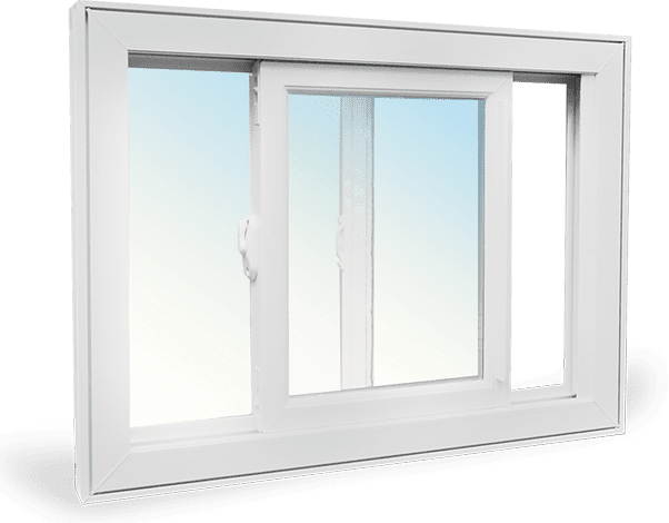 double or single slider tilt window