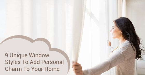 Choosing The Best Window Style For Your Home