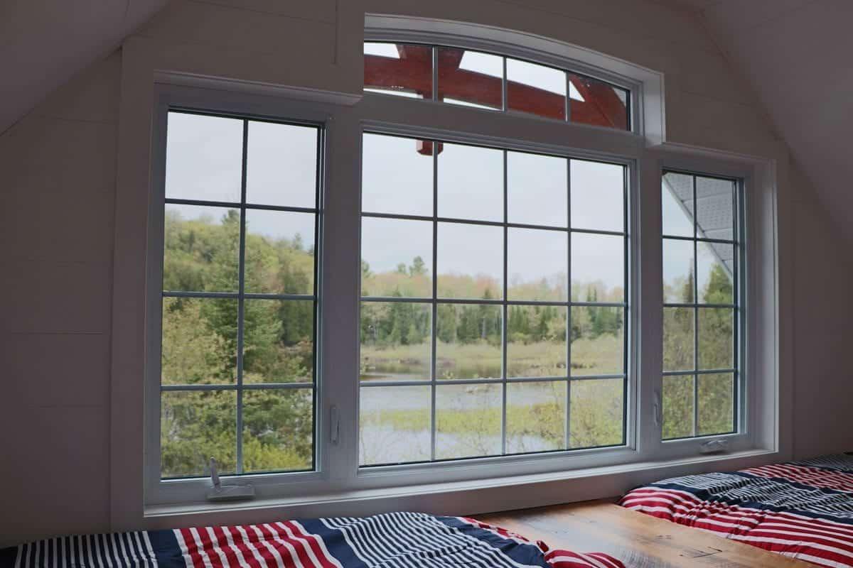 double sliding windows