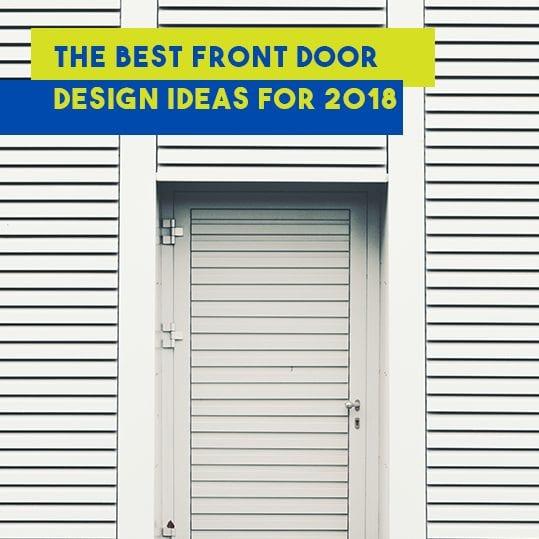 best front door design ideas