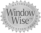 Window Wise National Certification Program
