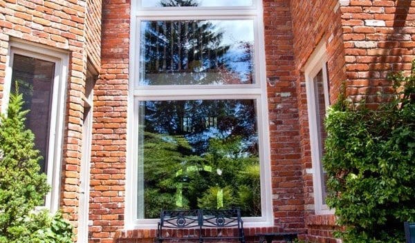Low profile fixed windows in toronto