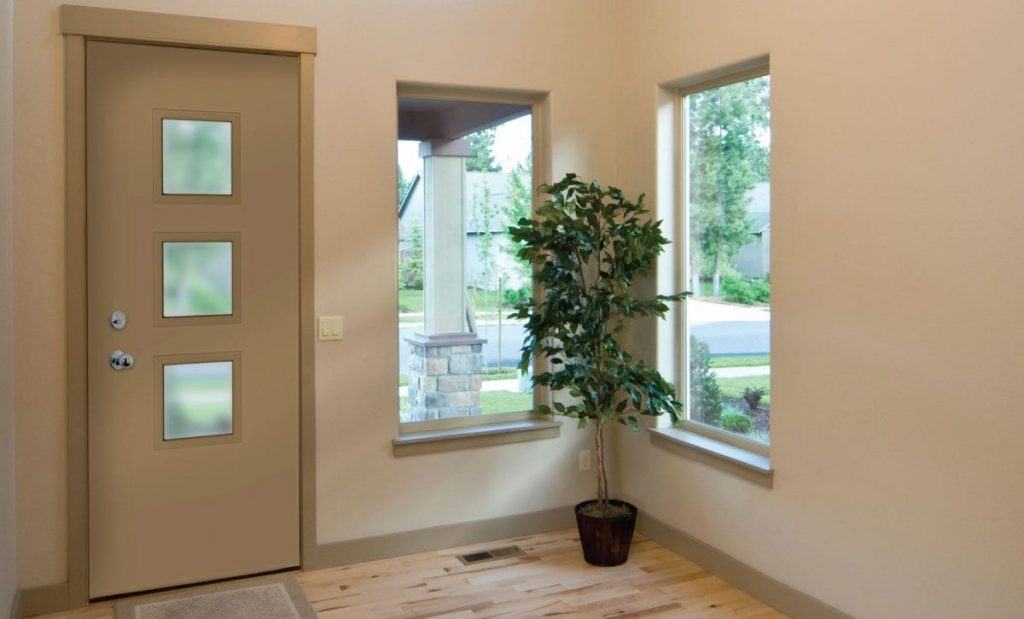 Canadian home with replacement windows in Toronto, installed by Clera Windows And Doors