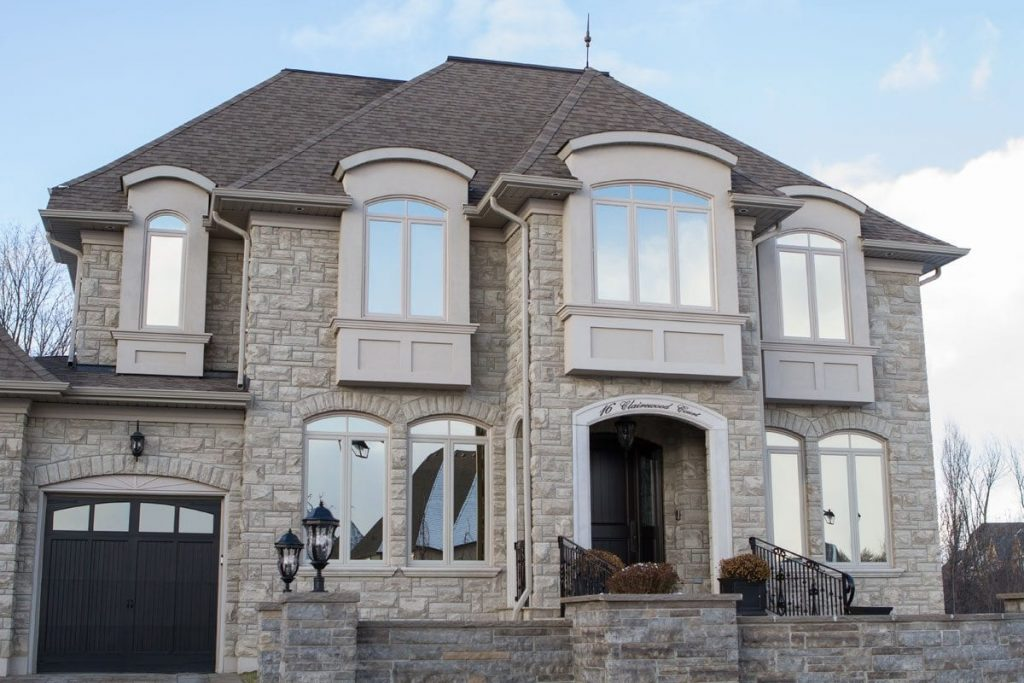 A home's fresh look after getting replacement windows in Toronto