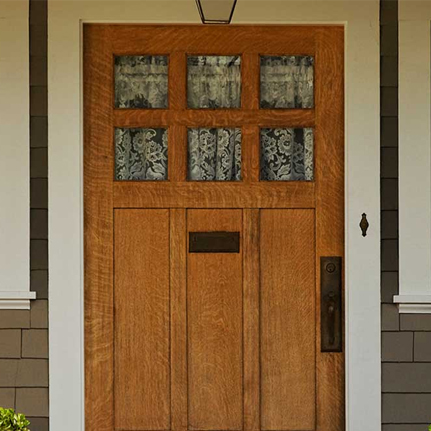 Is a Wood Door the Right Choice for You?