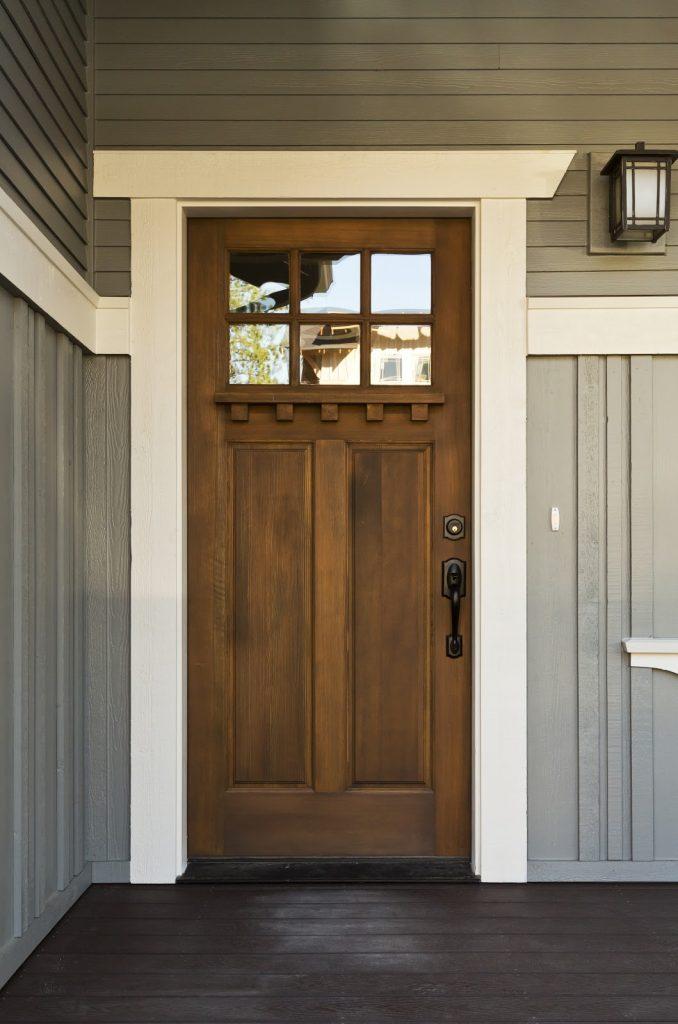 Craftsman style replacement door toronto