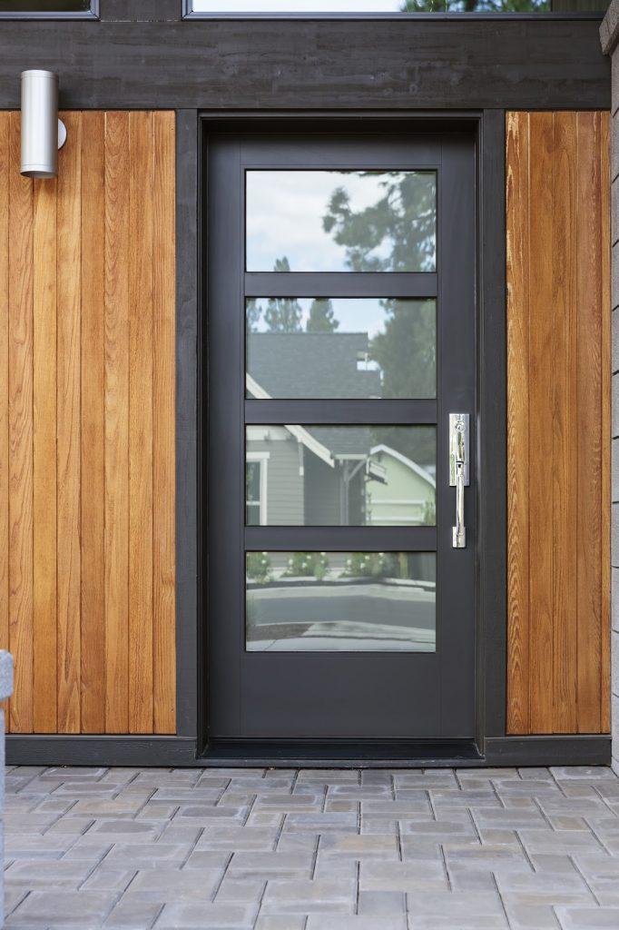 Modern style replacement door toronto
