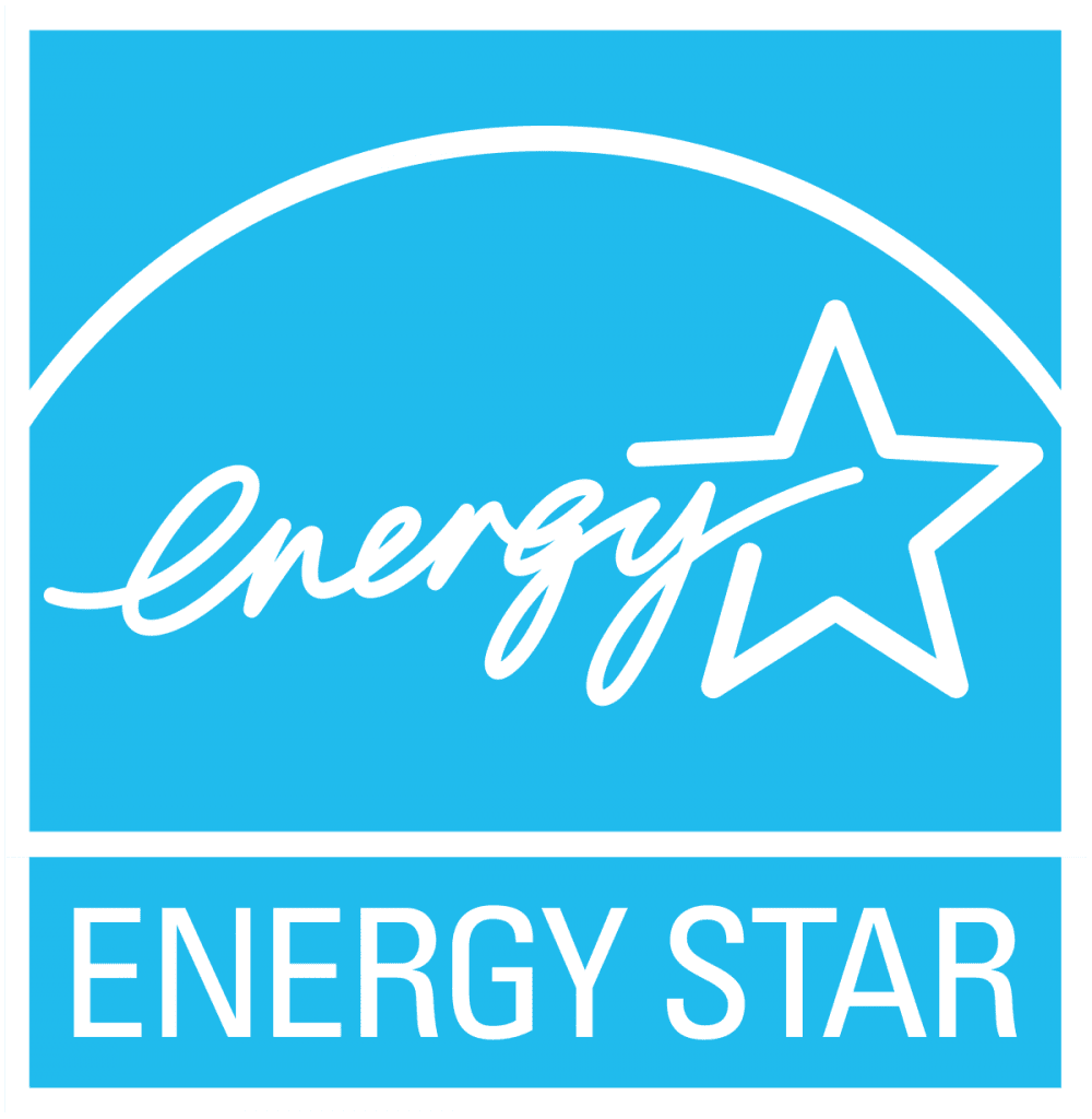 Energy star logo certified windows at clera