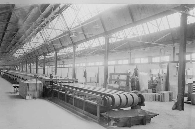 The Colburn machine