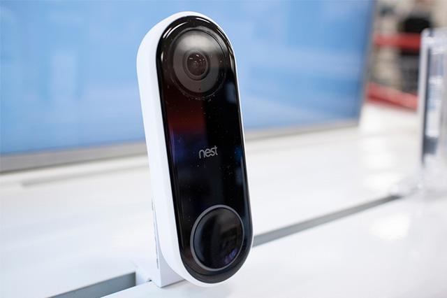 Nest Hello smart doorbell