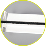 Antimicrobial Weatherstripping